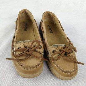 Sperry Kids Size 1M Angelfish Topsider Boat Shoes
